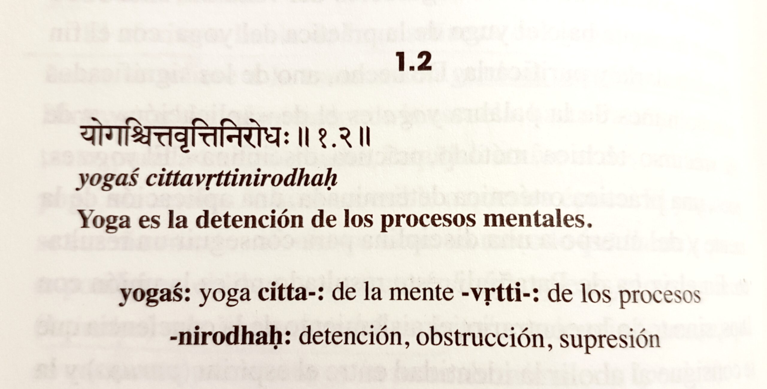 yogasutras