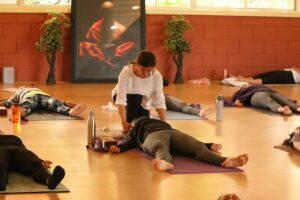 Shavasana. La relajación en Yoga