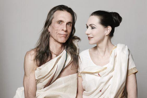 Sharon y David