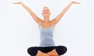 Aumenta tu autoestima practicando Yoga