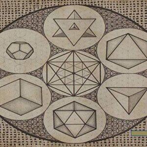 Geometría Sagrada. Yantras y Mandalas.
