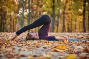 Yin Yoga para los cambios de estación